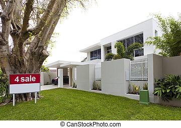 房子, 销售