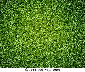 手ざわり, の, 緑の葉, 背景