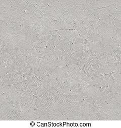 手ざわり, コンクリート, seamless, 白い背景, 4k, 壁