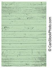 手ざわり, 木, 緑, 板, 背景