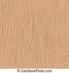 手ざわり, 木, 背景, イラスト, ベクトル, brown.