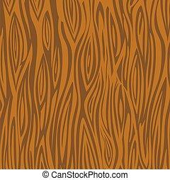 手ざわり, 木, 背景, -, ライト, brown.