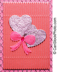 手工造, valentine卡片