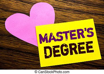 手文字, 正文, 標題, 靈感, 顯示, 掌握, s, degree., 生意概念, 為, 學院, 教育, 寫, 上, 粘的注釋, 紙, 木制, 木頭, 背景。, 由于, 粉紅色, 心, 意思, 愛, adoration.