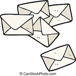 手紙, 漫画