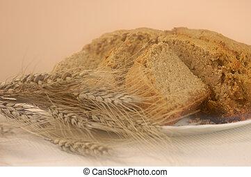 手製, 全粒のパン