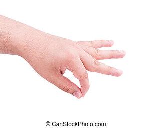 手, シンボル