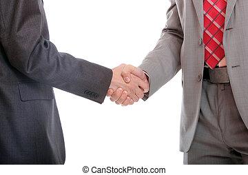 手, 男性, ビジネス, 振動