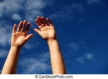 手, #4