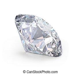 才知に長けている, ダイヤモンド, 宝石