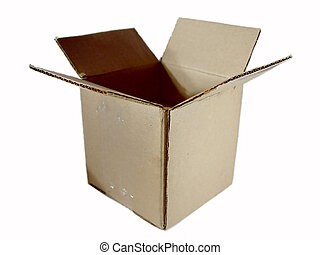 打開, 箱子