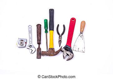 技工, 工具