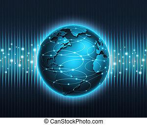 技術, 世界