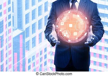 技術, 以及, 革新, 概念