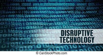 技術, 分裂的