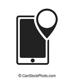 技術, 小道具, smartphone, デザイン