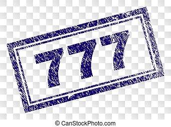 抓, 777, 长方形, 邮票