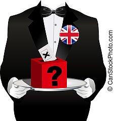 投票, イギリス