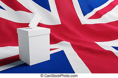 投票, 不列顛