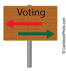 投票, 印