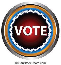 投票, 圖象