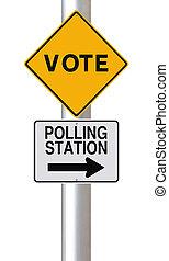 投票, 方法, これ