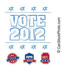 投票, 2012