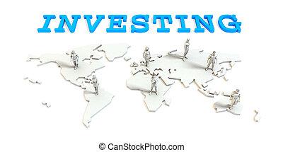 投資, グローバルなビジネス