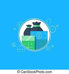 投資, 引退, 財政, 計算機, 銀行業, 予算, 通貨, 節約, 成長, 年金, 資金, 収入, 計画, サービス