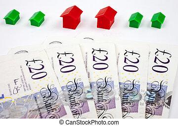 投资, 在中, 住房