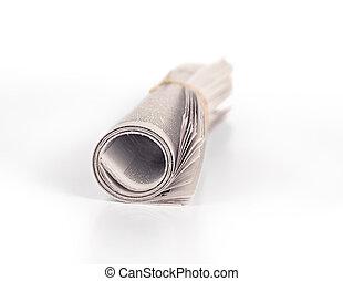 报纸, 卷