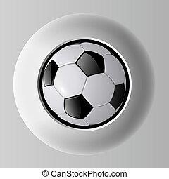 押しボタン, サッカーボール