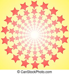 抽象概念, 星