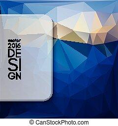抽象的なデザイン, カラフルである, テンプレート