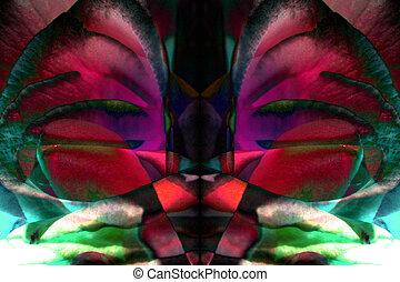 抽象的な 芸術