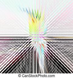 抽象的な 芸術, 背景