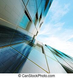 抽象的概念, 摩天楼