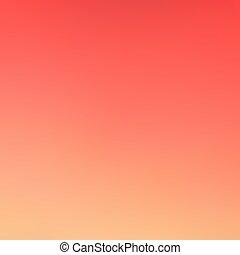 抽象的, ぼんやりさせられた, デザイン, 背景, あなたの, 赤