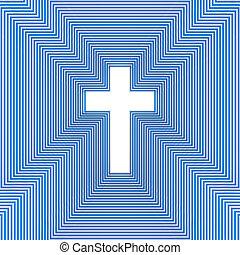 抽象的, キリスト教徒, 交差点
