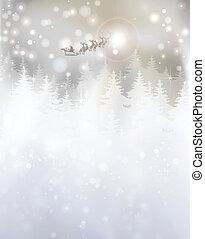 抽象的, クリスマス