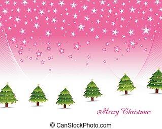 抽象的, クリスマス, 背景