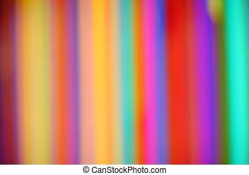 抽象的, ネオンライト, 背景