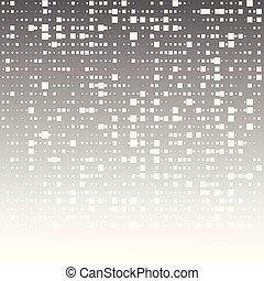 抽象的, ピクセル, 背景