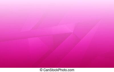 抽象的, ピンク, 未来派, デジタルの技術, 背景, イラスト