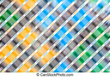 抽象的, ファジー, 背景, ∥で∥, 別, colours.