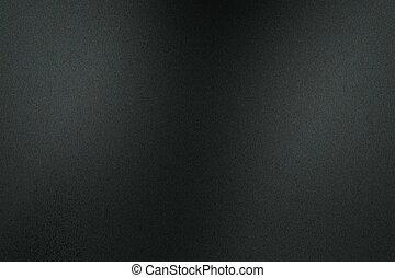 抽象的, プラスチック, 黒い背景, 大変な手ざわり