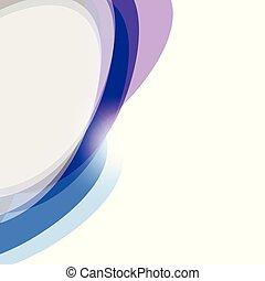 抽象的, ベクトル, デザイン, カラフルである, 背景