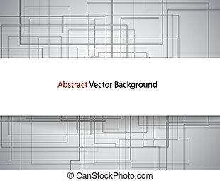 抽象的, ベクトル, 背景