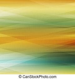 抽象的, 多色刷り, 背景