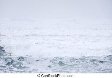 抽象的, 太平洋